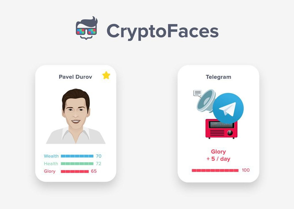 CryptoFaces